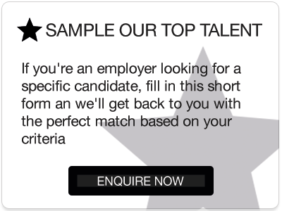 top talent, candidates